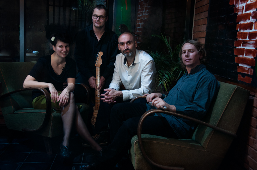 Jazz Underground - soukromá akce